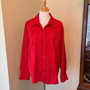 Croft & Barrow button down stretch shirt